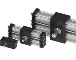 Three Position Actuators