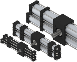 Four & Five Position Actuators