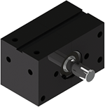 A032 Rotary Actuator Product Image