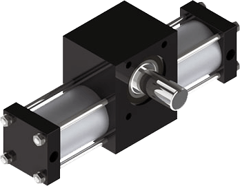 a4 rotary actuator