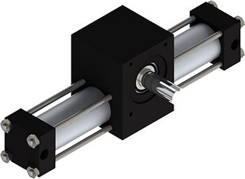 S3 Stepping Actuator Product Image