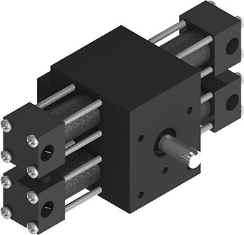 X12 Indexing Actuator
