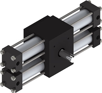 X32 Indexing Actuator