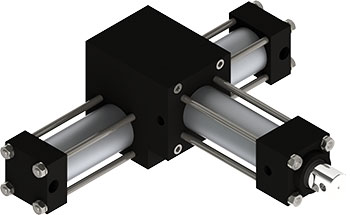 PA3 Pick and Place Actuator
