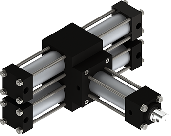 PA32 Pick and Place Actuator Product Image