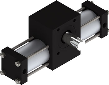 S4 Stepping Actuator Product Image